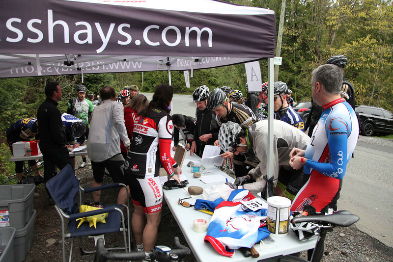 Russ Hays organizes Latoria RR (thanks Aaron, Marty etc)