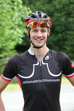 A. Matt Sharpe (21), National Triathlon Centre (OBB/Wheelers)