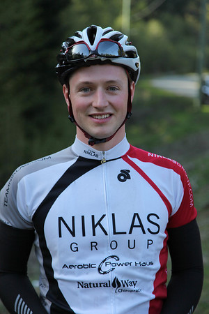 B. Clarke Ellis (30), Niklas, Cat 3