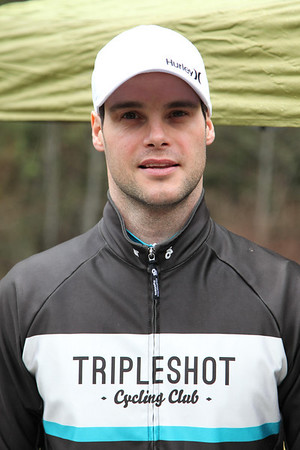 B. Mike Dawson (33), Tripleshot, cat 3