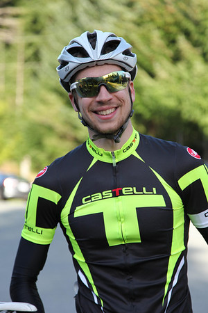 A. Andrew McCartney (26), Mizuno/Wilier, Cat3 (professional Triathlete)