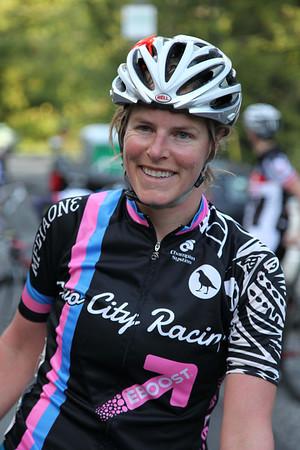 B. Jen Erlendson, (35), cat 3, Pro City Racing