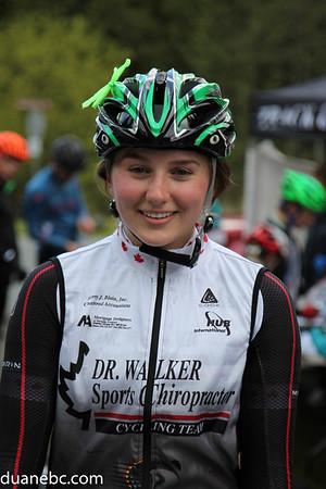 B. Rachel Carey, 17