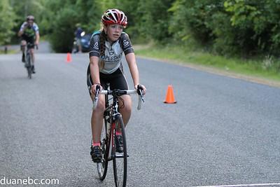 C Finish: 4.Megan Barnes