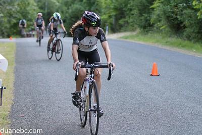 C Finish: 2. Isla Walker, 3.Toria Kalyniuk, 4.Megan Barnes