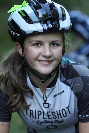 C. Toria Kalyniuk, 14, Tripleshot