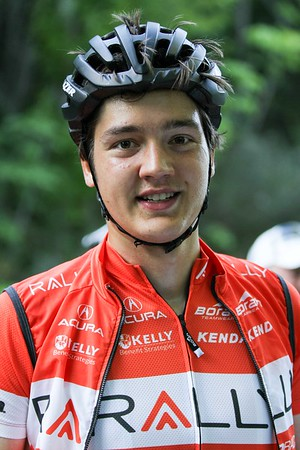 A. Adam de Vos, 23, Rally Cycling