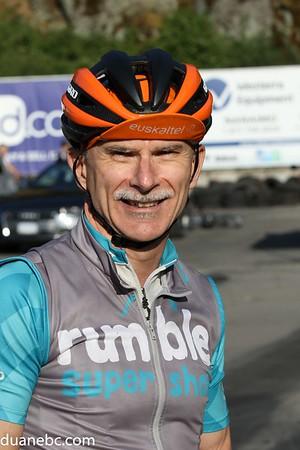B. Ritchie Hughes, 59, Tripleshot