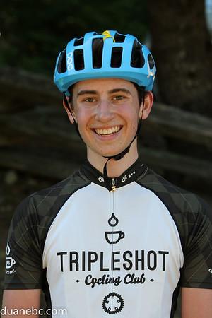B. Nick Frankenberger, 16, Tripleshot