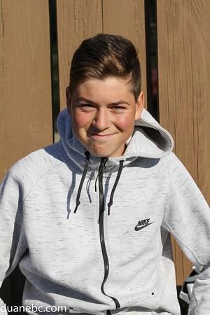 B. Ethan Pauly, 16, Tripleshot