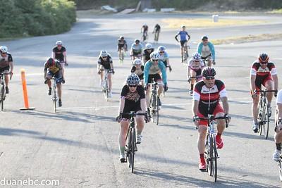 B Sprint: 11. Doug Doyle,  12. Denise Mahon, 13. (Keisha Besler), 14. Trevor Orme, 15. Alan Boden,  16. Brenna Pauly, 17. Jack Boden, 18. Mike Chen