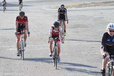 C Sprint:  4. Erik Stark, 5. Rick Stark, 6. Shane Russell