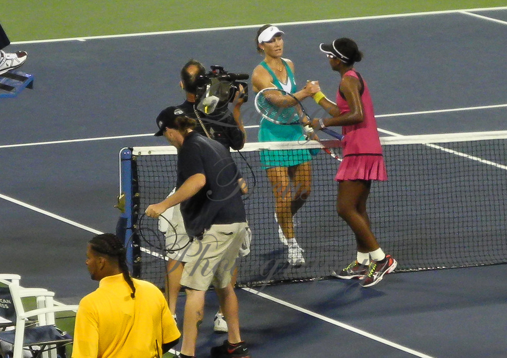 Stosur was stunned and gracious...