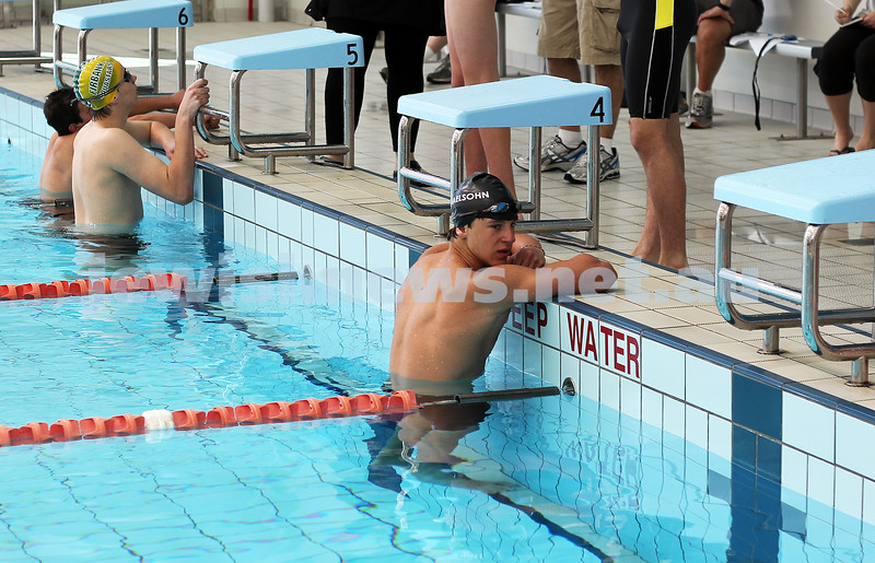23-10-2011. Victorian Jewish Swimming Championships 2011. Bialik Swimming Pool. Photo: Lochlan Tangas