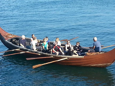 Viking Longboat Race 2014