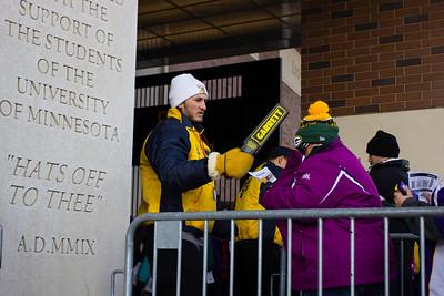 Vikings vs Packers CSC
