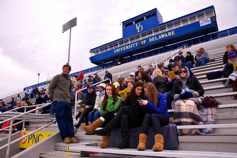 Villanova vs Delaware 9-13 @ Delaware Mar3 2012  47683