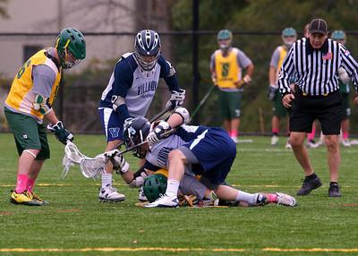 Villanova Lacrosse 2011-2012