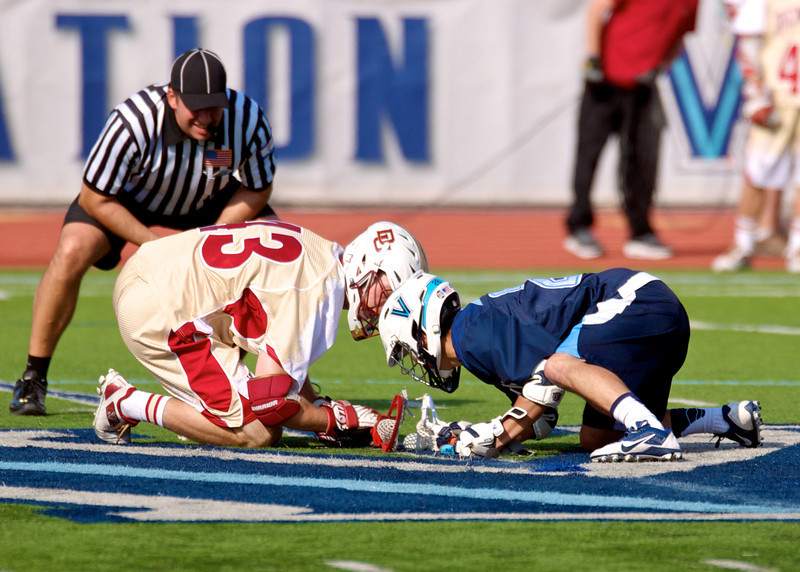 Villanova vs Denver 14-7 BigEast Final May 3 2014 @ Nova   79195