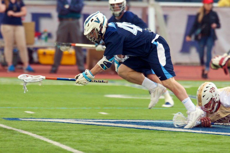 Villanova vs Denver 14-7 BigEast Final May 3 2014 @ Nova   79440