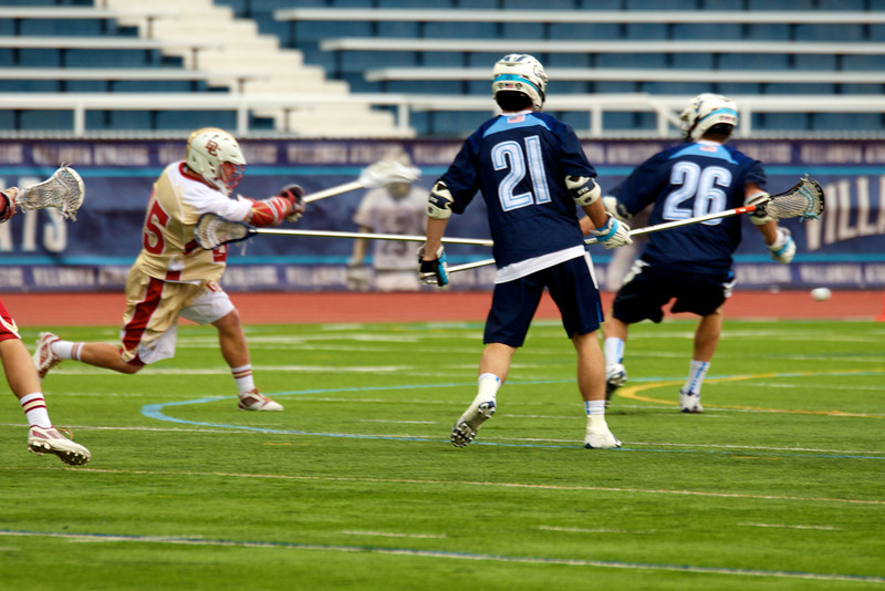 Villanova vs Denver 14-7 BigEast Final May 3 2014 @ Nova   79425