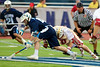 Villanova vs Denver 14-7 BigEast Final May 3 2014 @ Nova   79438