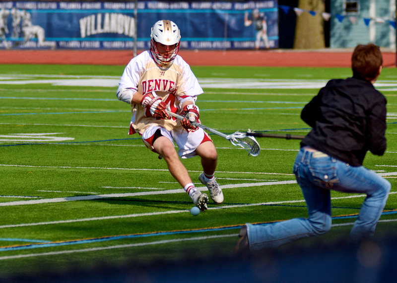 Villanova vs Denver 14-7 BigEast Final May 3 2014 @ Nova   79135