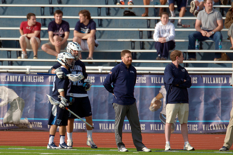 Villanova vs Denver 14-7 BigEast Final May 3 2014 @ Nova   79479