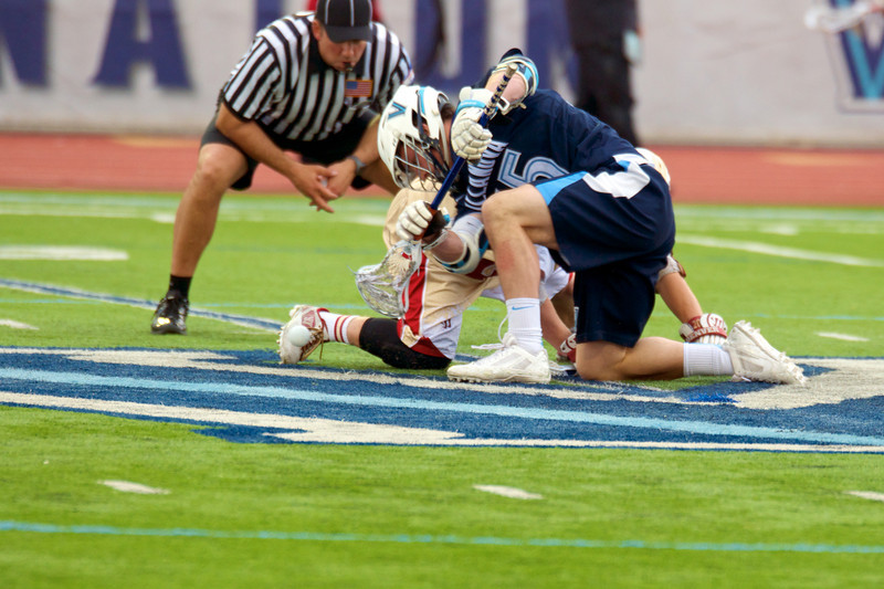Villanova vs Denver 14-7 BigEast Final May 3 2014 @ Nova   79435