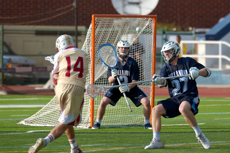 Villanova vs Denver 14-7 BigEast Final May 3 2014 @ Nova   79494