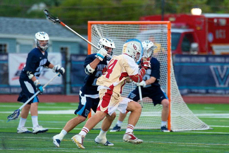 Villanova vs Denver 14-7 BigEast Final May 3 2014 @ Nova   79448