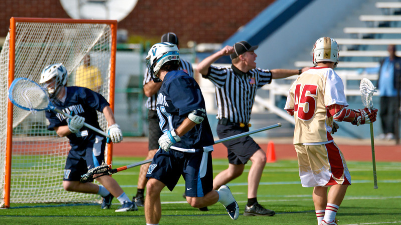 Villanova vs Denver 14-7 BigEast Final May 3 2014 @ Nova   79278