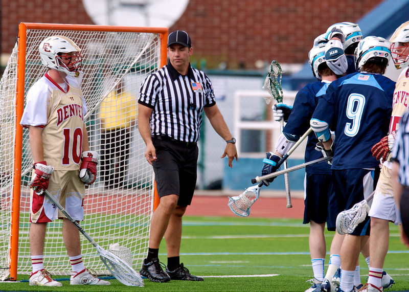 Villanova vs Denver 14-7 BigEast Final May 3 2014 @ Nova   79087