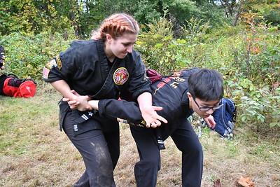 Villari's Martial Arts Center - Black Belt Test - October 17, 2021