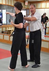 Villari's Martial Arts Center - Adult Open Class in Southington - August 7, 2021