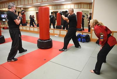 Villari's Martial Arts Center - Adult Black Belt Karate Class - September 9, 2021