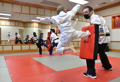 Villari's Martial Arts Centers - Southington Studio Graduations - May 15, 2021