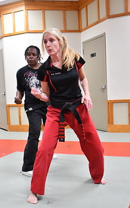 Villari's Martial Arts Center - Adult Black Belt Class - July 1, 2021