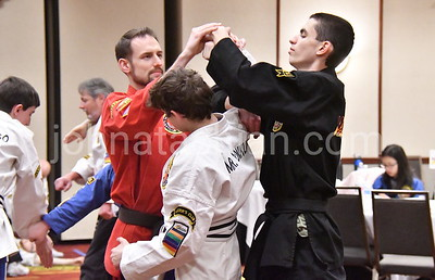 Vlillari's Martial Arts Centers - CIT and Certified Instructors Event - March 1, 2020