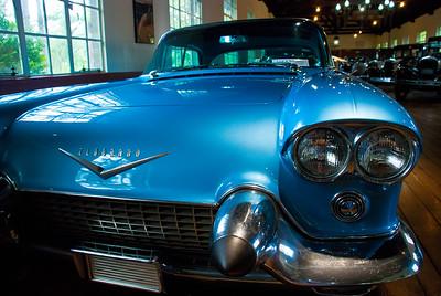 1957 Eldorado - Estes-Winn Antique Car Museum