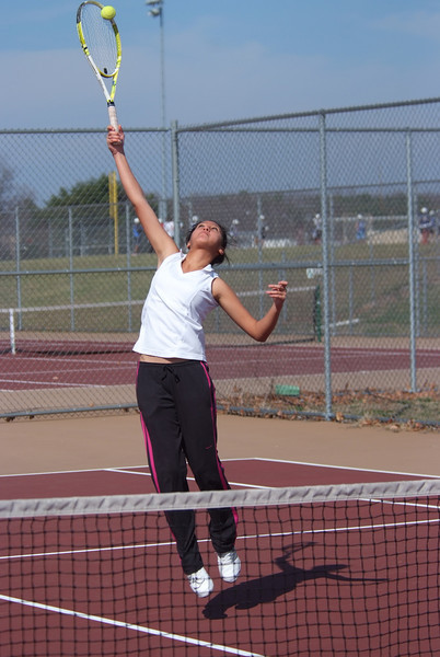 Garfield Girls Tennis 2009