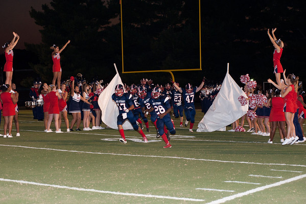 JEB Stuart Varsity Football 2010