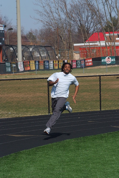 Madison 2008 Track