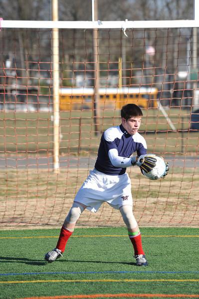 Mount Vernon Boys Varsity Soccer 2010