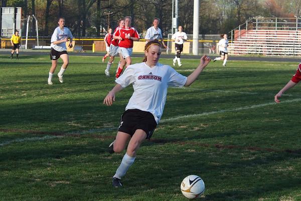 Oakton Girls Soccer 2008