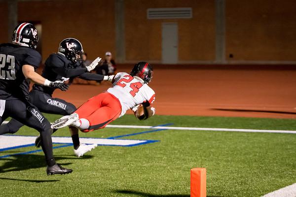 Vista Ridge HS Football