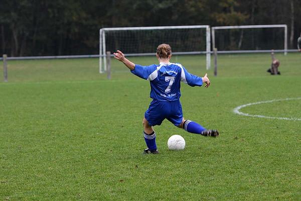 Damesvoetbal Sint-Jozef - Lierse (1-11-2007)
