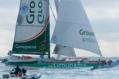 Groupama 3-Franck Cammas (Classe Ultime)