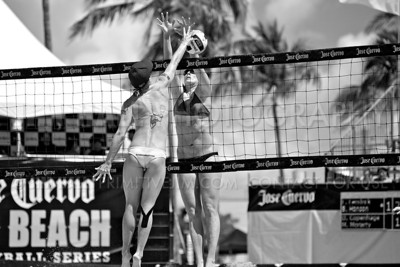 Jose Cuervo Pro Beach Volleyball, Fort Lauderdale, Florida, May 26, 2012