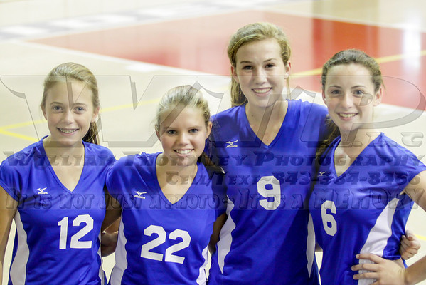 **CLOSING SOON**HHA vs Laurence Manning Volleyball 9-3-13